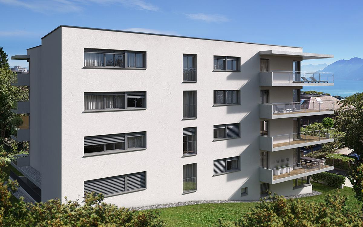 Lausanne – Violette 8
